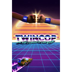 TwinCop (Playable Now) - Full Game - XB1 Instant - L28