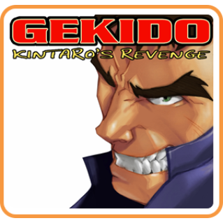Gekido Kintaro's Revenge - Switch NA - Full Game - Instant