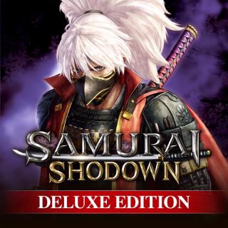 SAMURAI SHODOWN DELUXE EDITION - Full Game - PS4 EU - Instant - B63