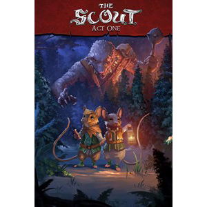 The Lost Legends of Redwall : The Scout - Full Game - XB1 Instant - D35