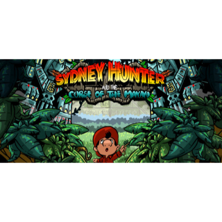 Sydney Hunter and the Curse of the Mayan (Global) - Full Game - Steam Instant - M65