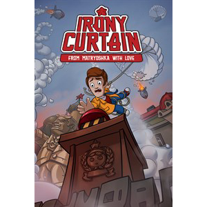 Irony Curtain: From Matryoshka with Love (Playable Now) - FULL GAME - XB1 Instant - C5
