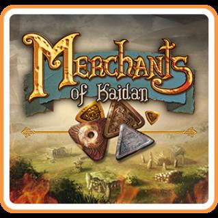 Merchants of Kaidan - Switch EU - Full Game - Instant - C70
