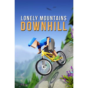 Lonely Mountains: Downhill (Playable Now) - Full Game - XB1 Instant - N31