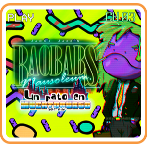 Baobabs Mausoleum Ep.3: Un Pato en Muertoburgo (Playable Now) - Full Game - Switch NA - Instant - P36