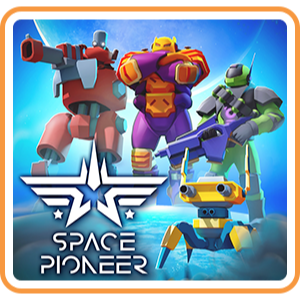 Space Pioneer - Switch NA - Full Game - Instant - S13