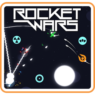 Rocket Wars - Full Game - Switch NA - Instant - P55