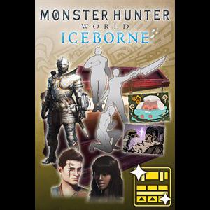 Monster Hunter World: Iceborne Deluxe Kit - XB1 Instant - I84
