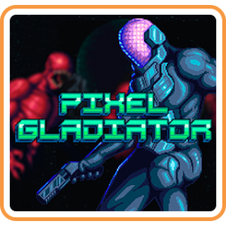 Pixel Gladiator - Full Game - Switch NA - Instant - P41