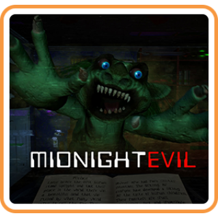 Midnight Evil - Switch NA - Full Game - Instant - M18