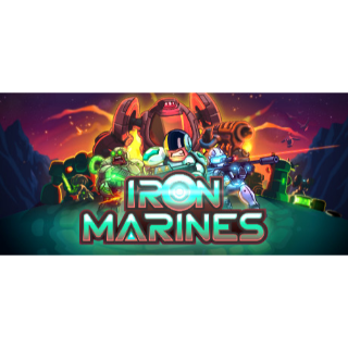 Iron Marines (GLOBAL) - Steam Instant - FULL GAME