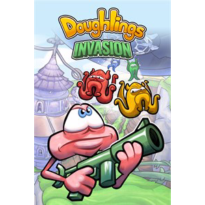Doughlings: Invasion - Full Game - XB1 Instant - E45