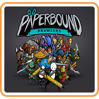 Paperbound Brawlers - Switch EU - Full Game - Instant