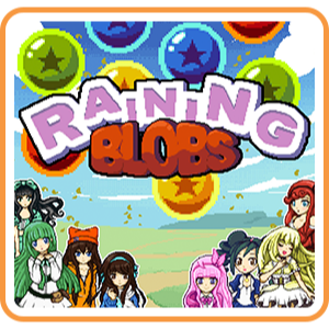 Raining Blobs - Full Game - Switch NA - Instant - P84