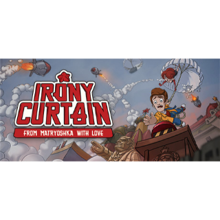 Irony Curtain: From Matryoshka with Love (GLOBAL) - FULL GAME - Steam Instant