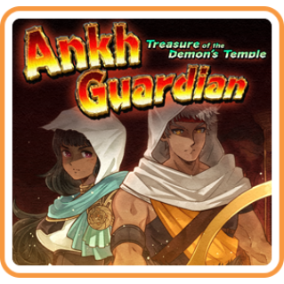 Ankh Guardian - Treasure of the Demon's Temple - Switch EU - Full Game - Instant - B76