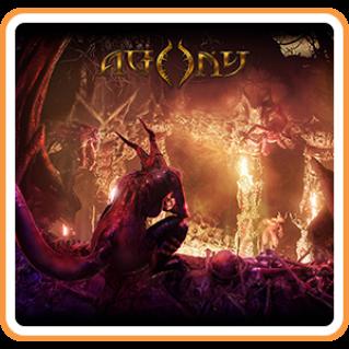 Agony - Switch NA - Full Game - Instant - O23