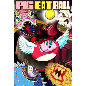 Pig Eat Ball (Playable Now) - Full Game - XB1 Instant - M6