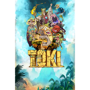 TOKI Juju Densetsu - Full Game - XB1 Instant
