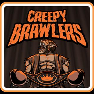Creepy Brawlers - Switch NA - Full Game - Instant - N93