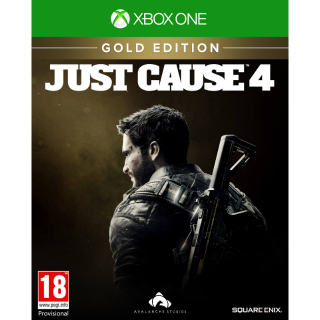 just cause 4 gold edition - Full Game - XB1 Instant - C13