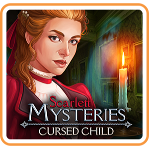 Scarlett Mysteries: Cursed Child - Full Game - Switch NA - Instant - P39
