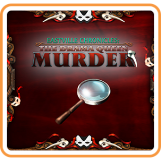 The Drama Queen Murder - Switch NA - Full Game - Instant - D46