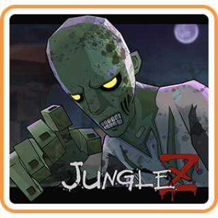 Jungle Z - Switch NA - FULL GAME - Instant