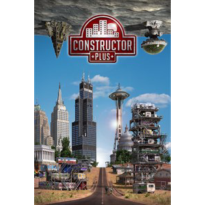 Constructor Plus - Full Game - XB1 Instant - K68