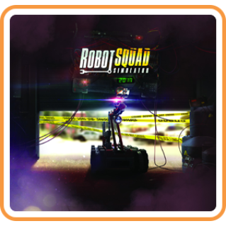 Robot Squad Simulator - FULL GAME - Switch NA - Instant