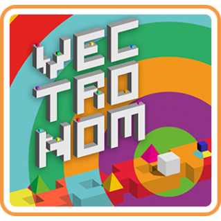 Vectronom - Switch NA - Full Game - Instant
