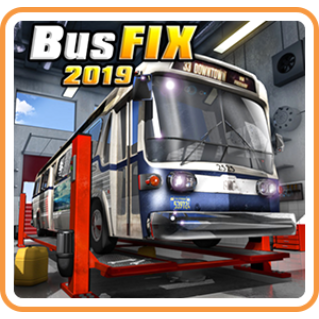 Bus Fix 2019 (Playable Now) - Switch NA - Full Game - Instant - B45