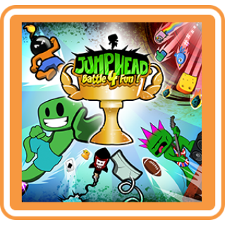 JumpHead: Battle4Fun! (Playable Now) - Switch NA - Full Game - Instant - C99
