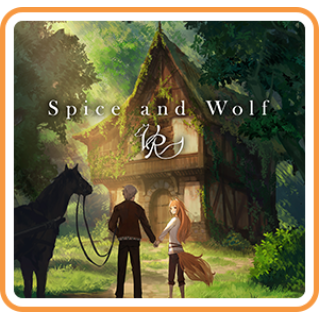 Spice and Wolf VR (Playable Now) - Switch NA - Full Game - Instant - I47