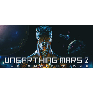 Unearthing Mars 2: The Ancient War - Full Game - Steam Instant - B52