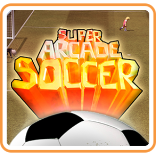 Super Arcade Soccer - Switch NA - Full Game - Instant - B47