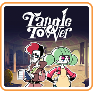 Tangle Tower - Switch EU - Full Game - Instant - Q6