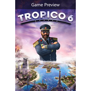 Tropico 6 - Full Game - XB1 Instant - Q23