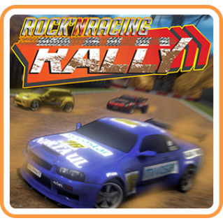 Rally Rock 'N Racing - Switch NA - Full Game - Instant - B91