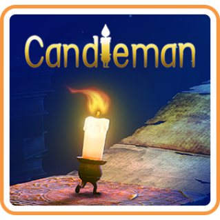 Candleman - Switch EU - Full Game - Instant - M94