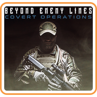 Beyond Enemy Lines: Covert Operations - Switch EU - Full Game - Instant - A45