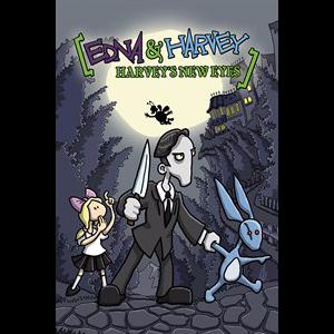 Edna & Harvey: Harvey's New Eyes - Full Game - XB1 Instant - G29