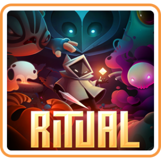 Ritual: Sorcerer Angel (Playable Now) - Full Game - Switch NA - Instant - J3