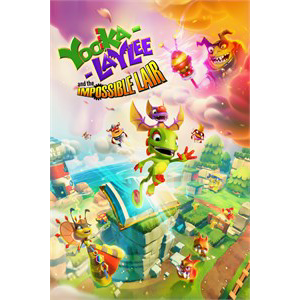 Yooka-Laylee and the Impossible Lair (Playable Now) - Full Game - XB1 Instant - L84