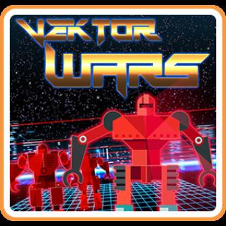 Vektor Wars - Full Game - Switch NA - Instant - C38