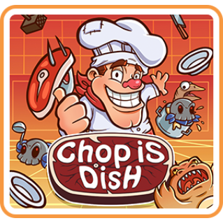 Chop is Dish - Switch NA - Full Game - Instant - L13