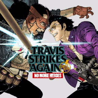 Travis Strikes Again: No More Heroes Complete Edition (Playable Now) - PS4 EU - Full Game - Instant - L98