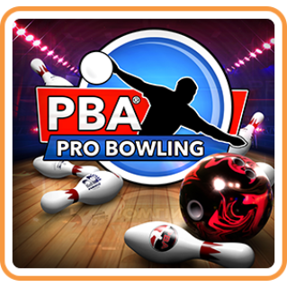 PBA Pro Bowling - Full Game - Switch NA - Instant - O25