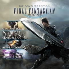 FINAL FANTASY XIV® Online Complete Edition (PS4 EU Code) instant - B81