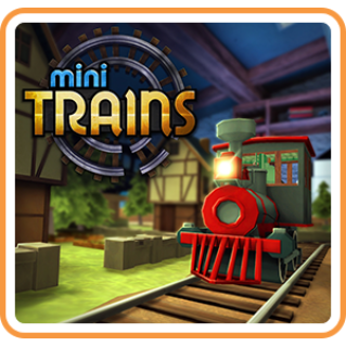 Mini Trains (Playable Now) - Switch NA - Full Game - Instant - C58
